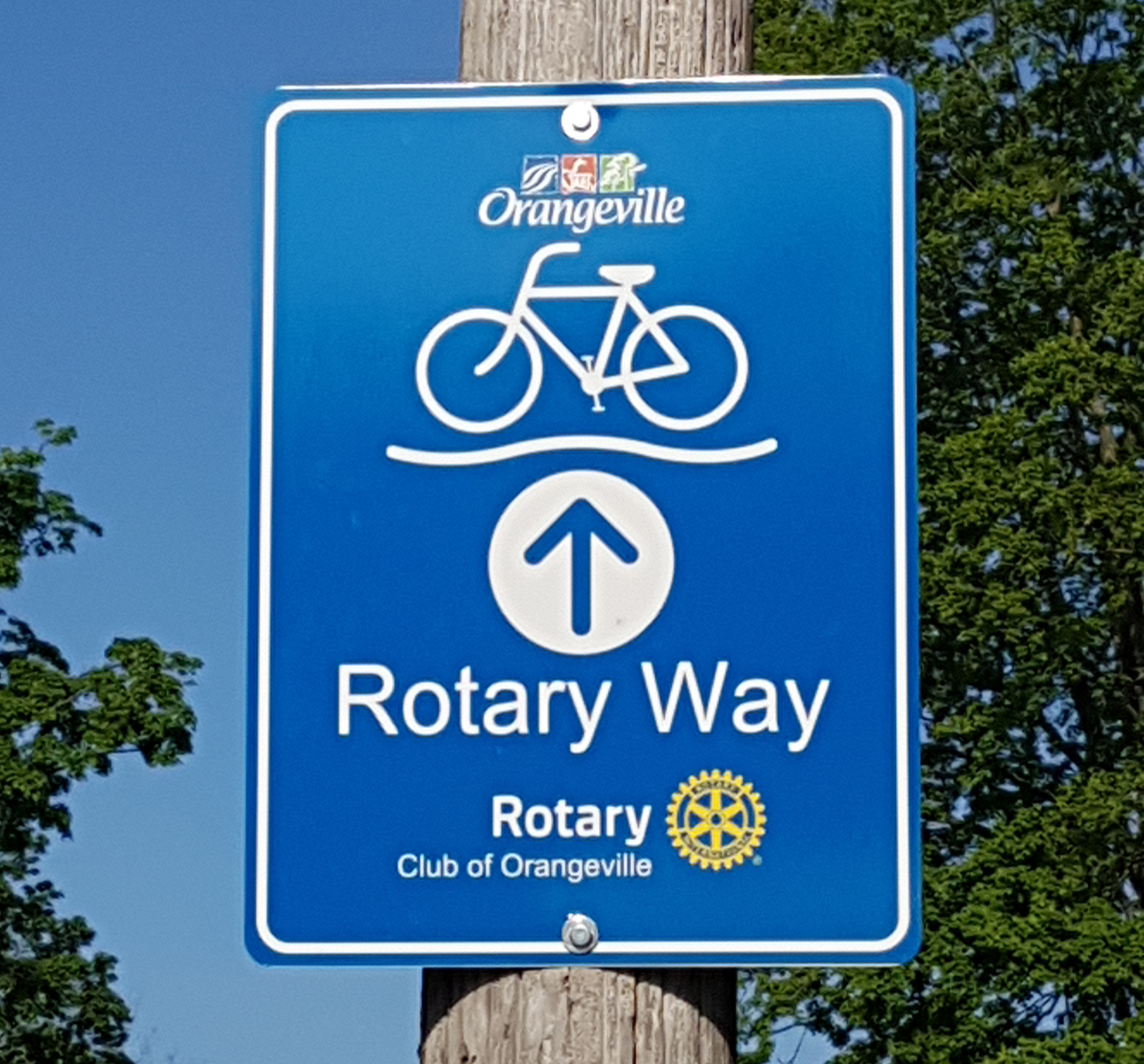 Rotary Way Bicycle Path