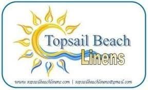 Topsail Beach Linens