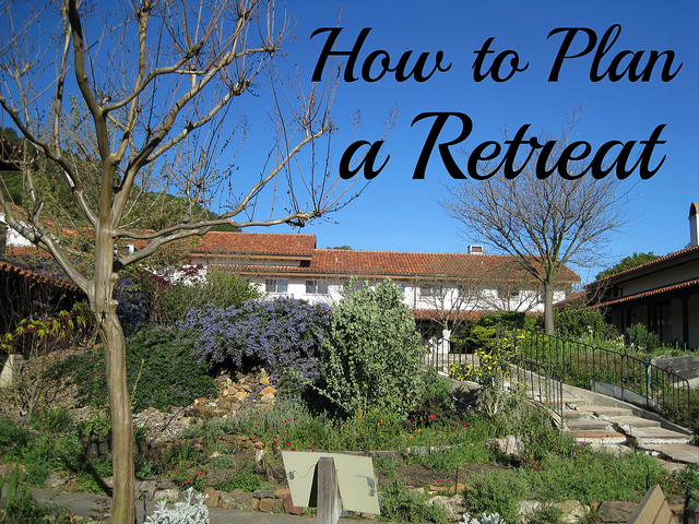 How to Plan a Retreat on Jump Start Your Joy