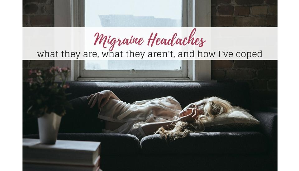 Migraine Headaches on Jump Start Your Joy