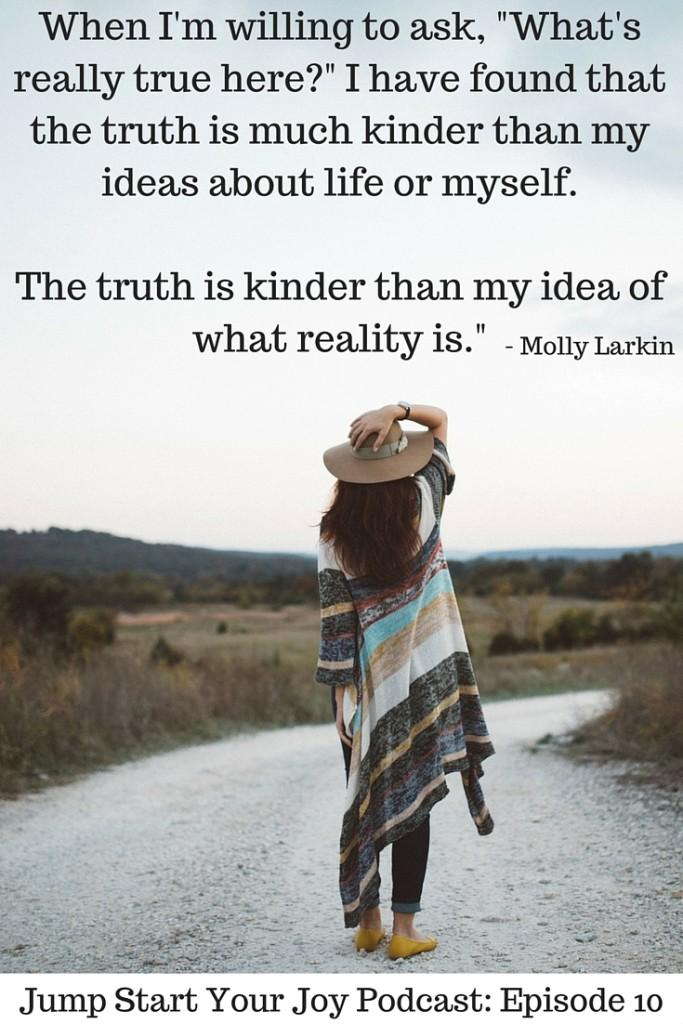 truth_iskinderthanreality_larkin