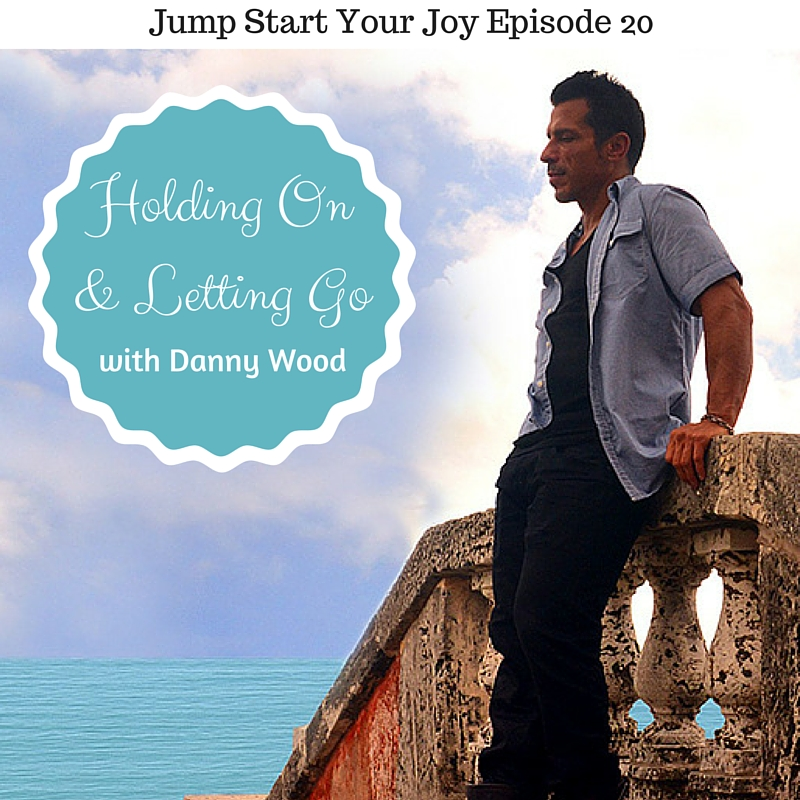 Danny Wood Look at Me, an Interview on Jump Start Your Joy