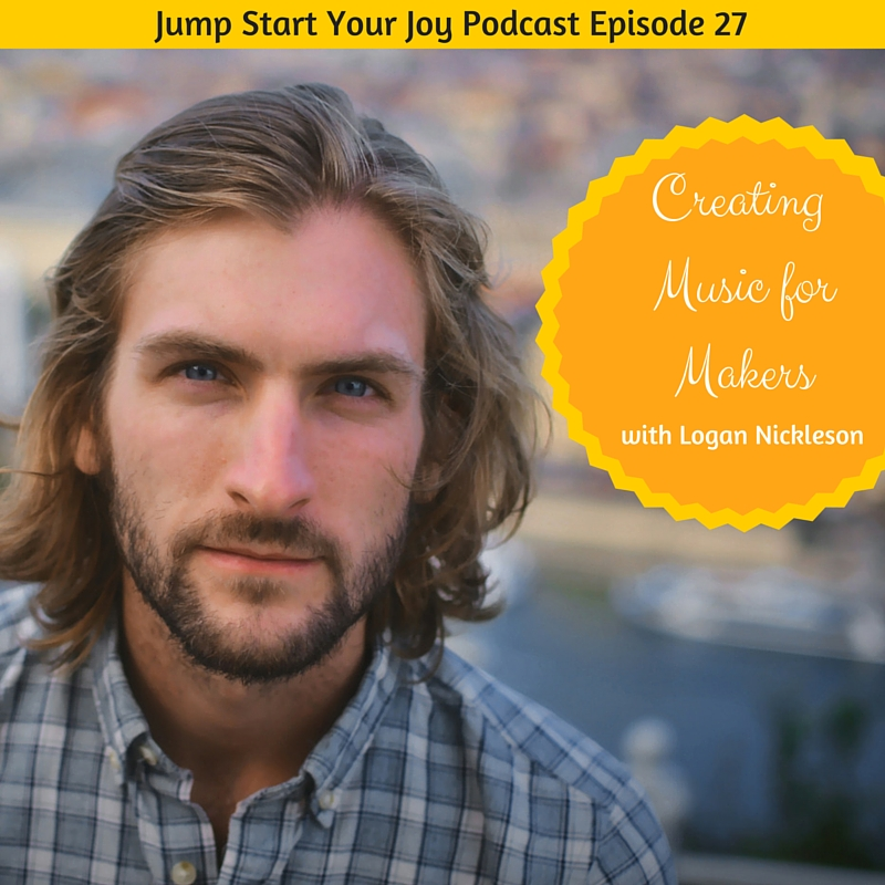 Logan Nickleson on Creating Music for Makers