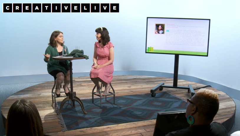 Paula Jenkins The Excuse Buster on CreativeLive