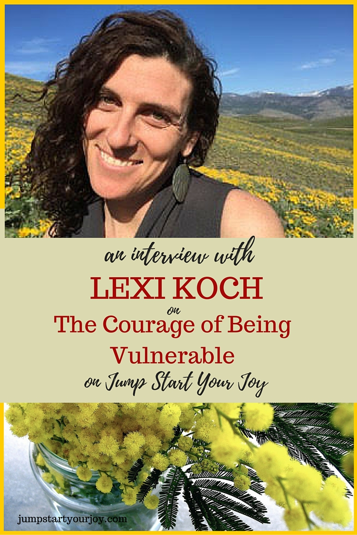 Lexi Koch on the Courage of Being Vulnerable