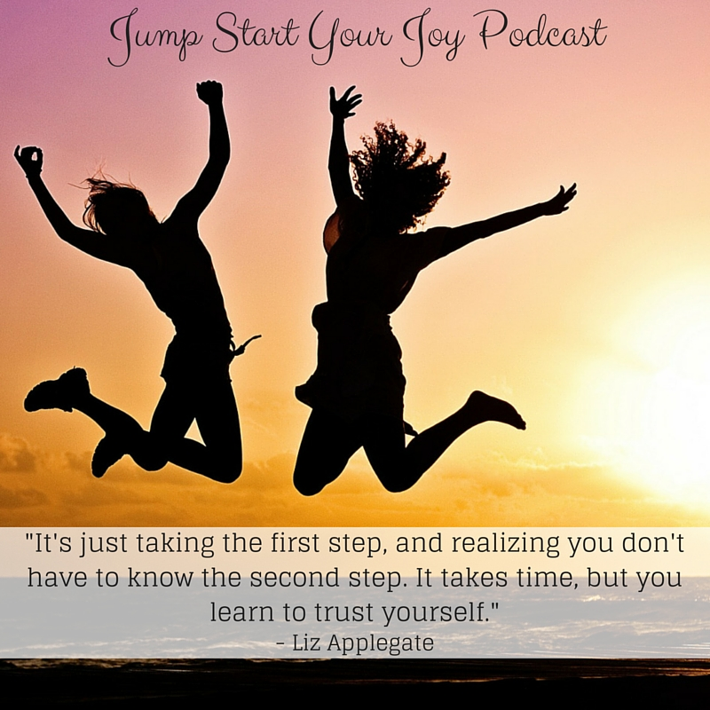 Finding Connection and Support as an Entrepreneur with Liz Applegate and Julie Houghton
