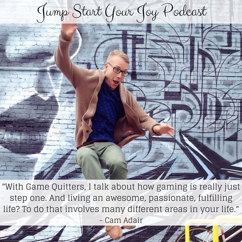 Cameron Adair on Living a Life of Purpose after Video Game Addiction