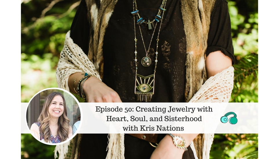 Create Jewelry Business with Kris Nations