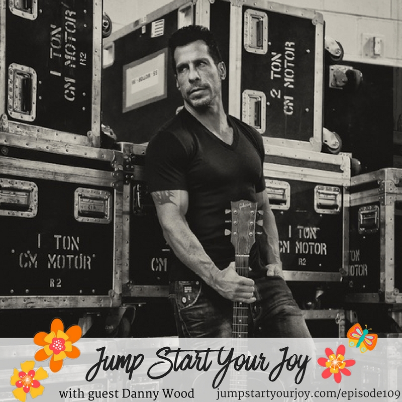 Danny Wood of New Kids on the Block interview