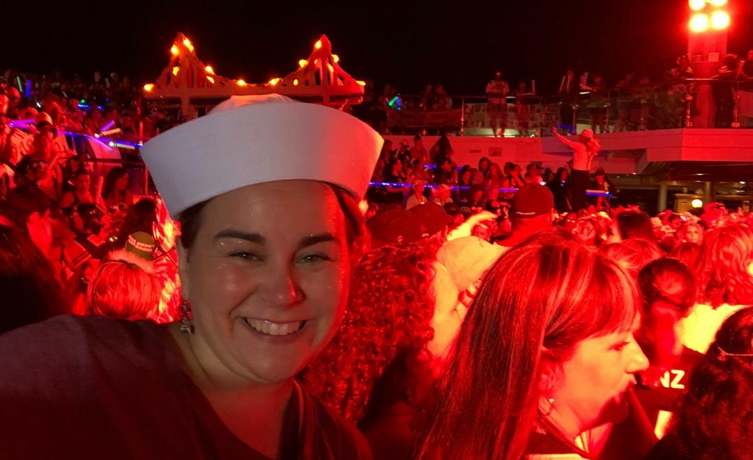joy possibility NKOTB Cruise 2017