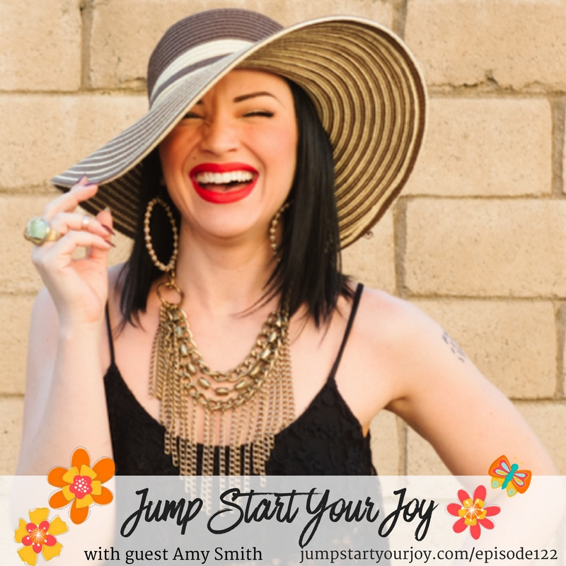 The Joy Junkie Amy Smith