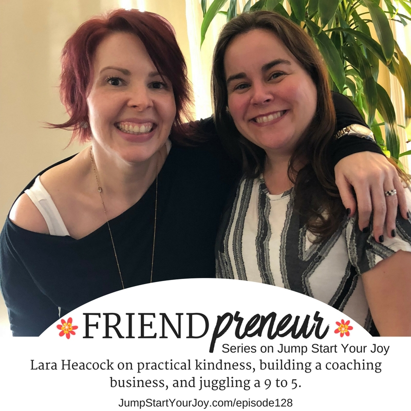 lara heacock on practical kindness
