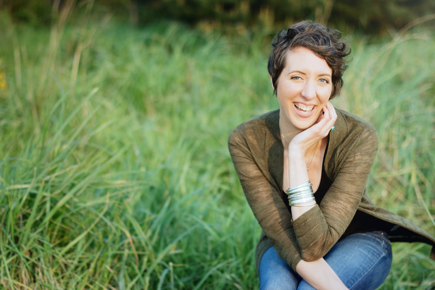 Taking Messy Action with Christine Blubaugh
