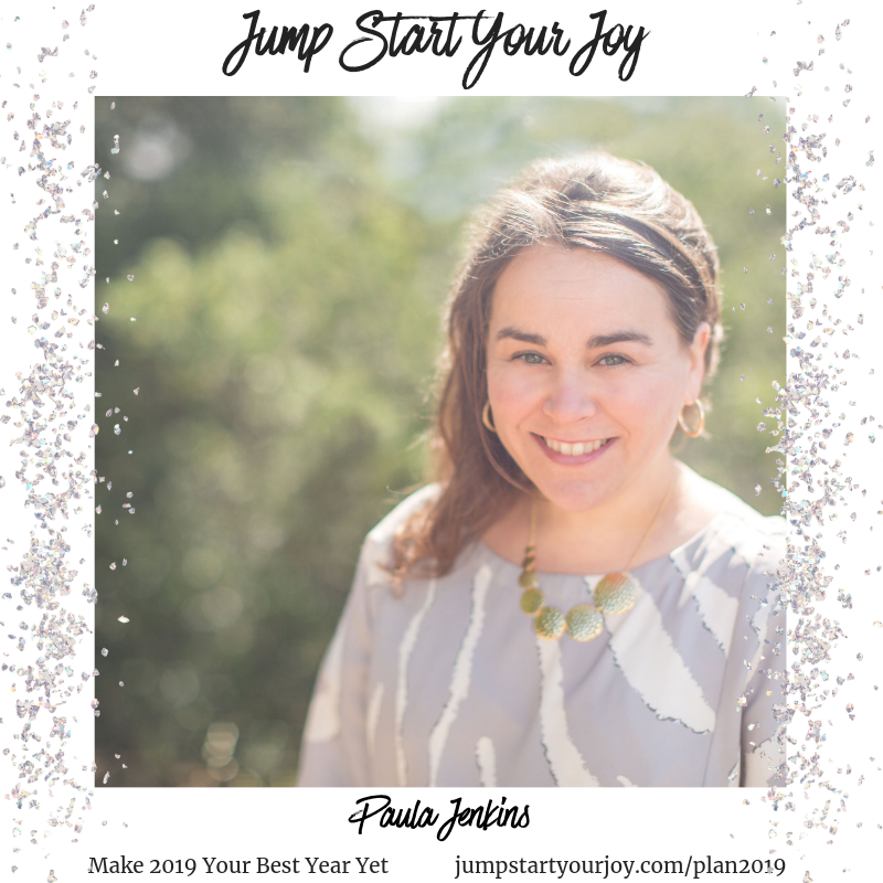 Make 2019 Your Best Year Yet Using the Ten in Three Method for Your Life and Business with host Paula Jenkins