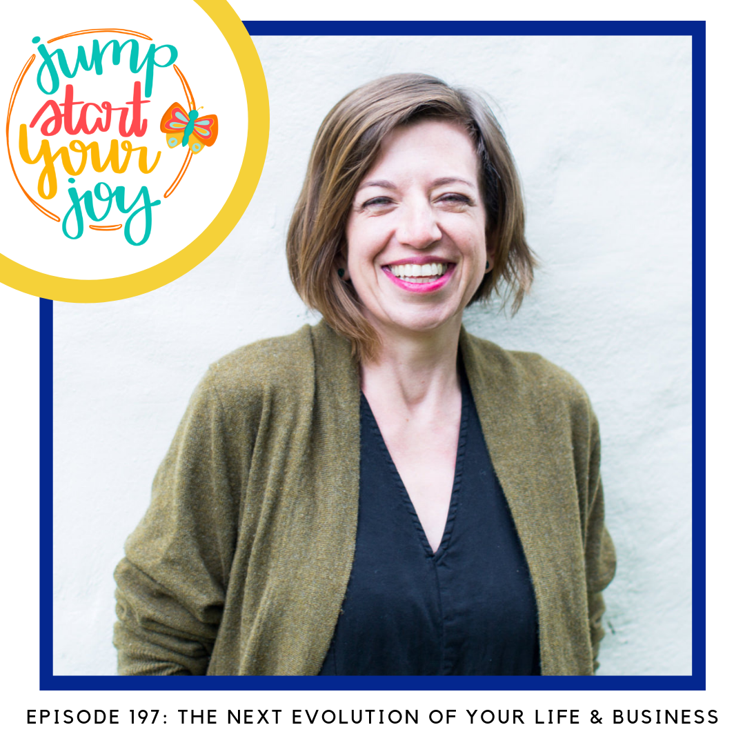 Christy Tending and Paula Jenkins on The Evolution of LIfe and Business