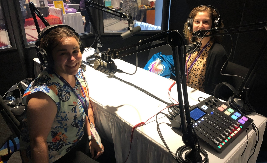 The Six Most Joyful and Wonderful Things We Experienced at She Podcasts Live