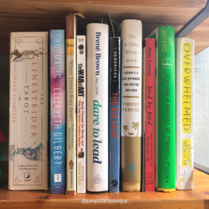 The Best Books to Help You Build A Creative Business and Create a Creative Process That Works for You