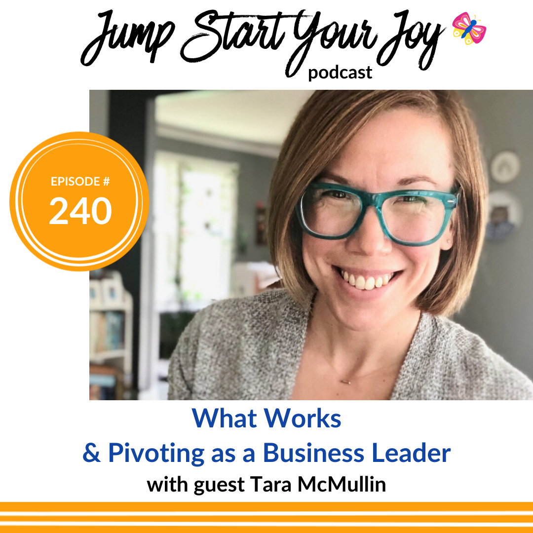Tara McMullin on What Works and Pivoting as a Business Leader