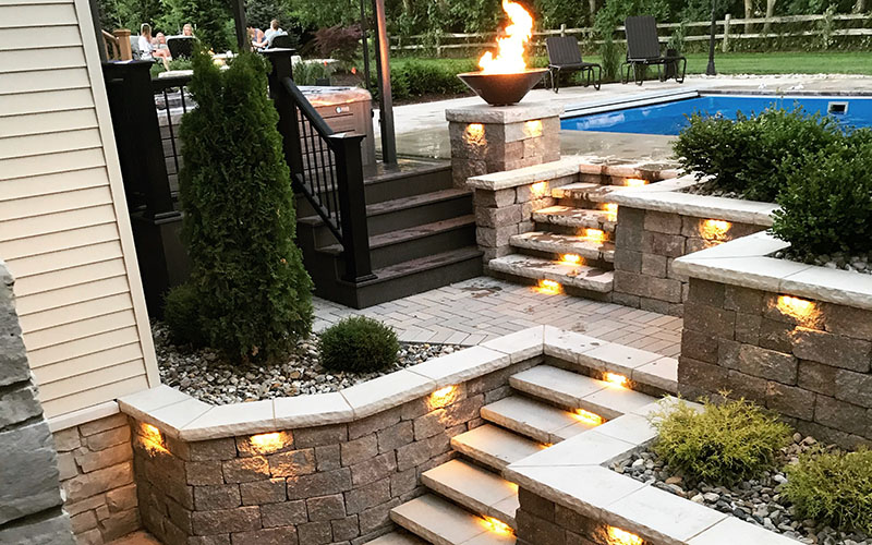 Lighting and Landscaping 01