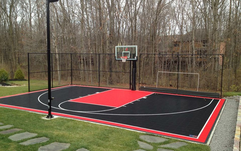 Outdoor Sport Court