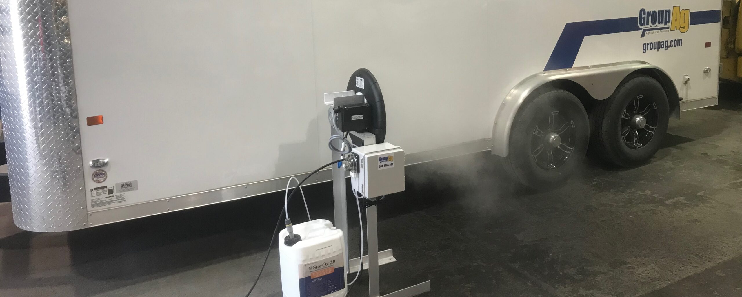 GroupAg humidifier CleanFlow