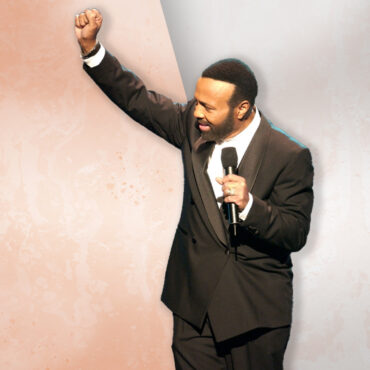 MUSICAL TRIBUTE TO ANDRAÉ CROUCH