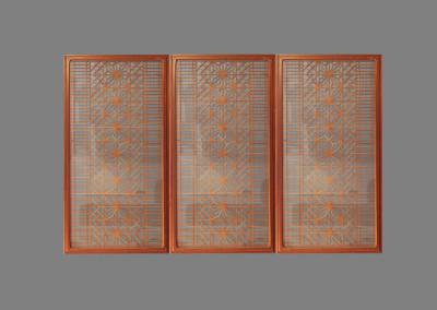 Kumiko Windows