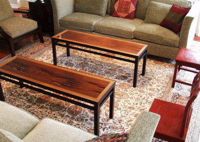 Ranma Transom Coffee Tables
