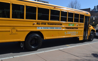 Cleaner, Cost-Effective Propane School Buses for Connecticut Students