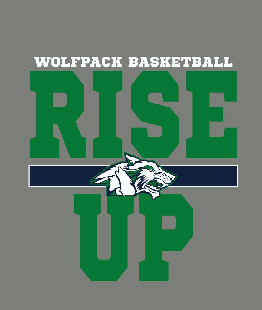 glacier high school boys basketball logo 2020-21