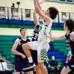 Jaxson Olson Glacier High School Basketball