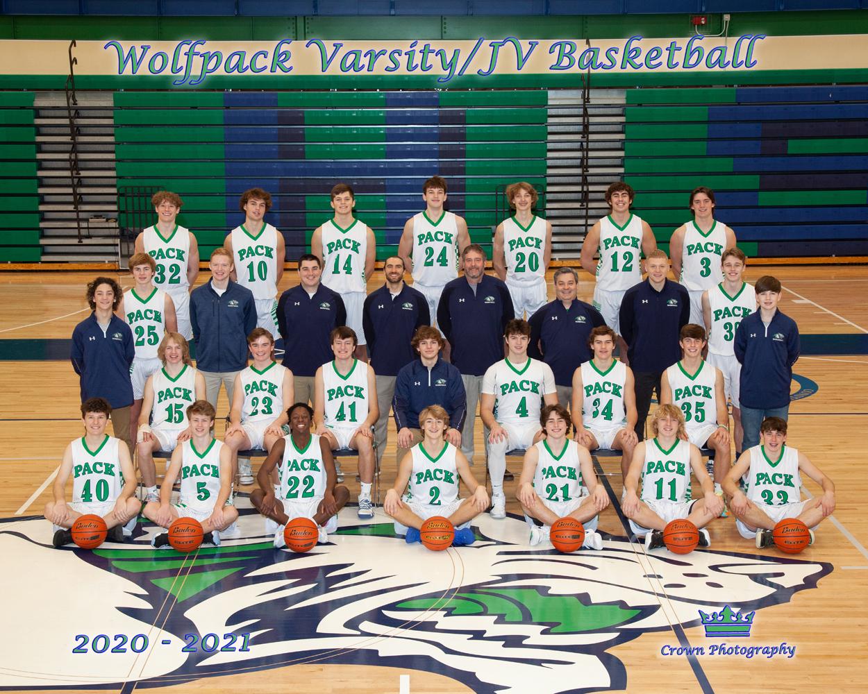 Glacier High School Varsity Basketball