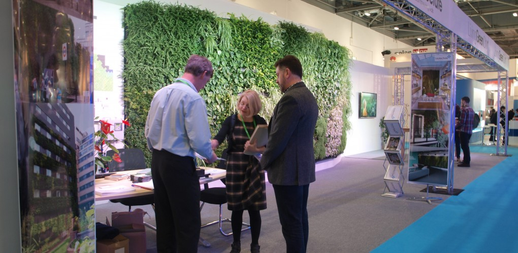 Biotecture Excel Stand