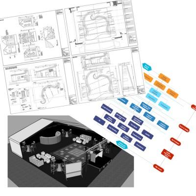 Venue Production Design