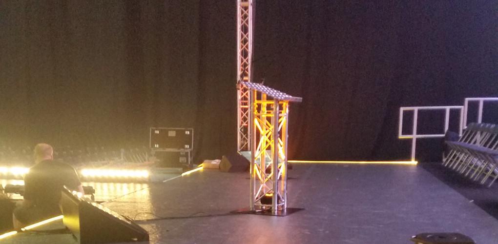 Easyjet Stage