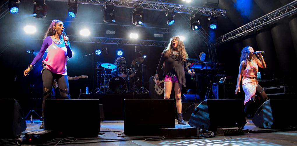 Sister Sledge At Brentwood Festival 2015