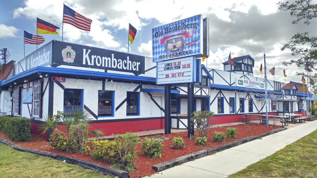 Broward-Dade Chapter Social Meeting @ Old Heidelberg Restaurant | Fort Lauderdale | Florida | United States