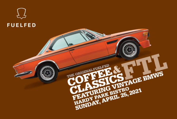 BMW Vintage at Fuelfed Coffee & Classics Fort Lauderdale @ Hardy Park Bistro | Fort Lauderdale | Florida | United States