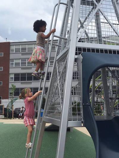 climbing-up