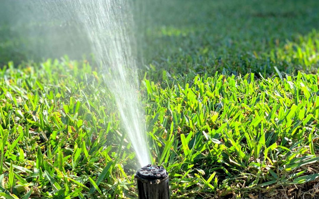 WHAT TO DO WHEN SPRINKLER SYSTEM BEGINS TO LEAK
