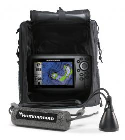 Hummnibird ICE HELIX 5 SONAR GPS