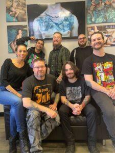 Tattoo Lounge Team