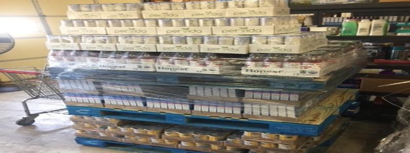 Stocking Shelves