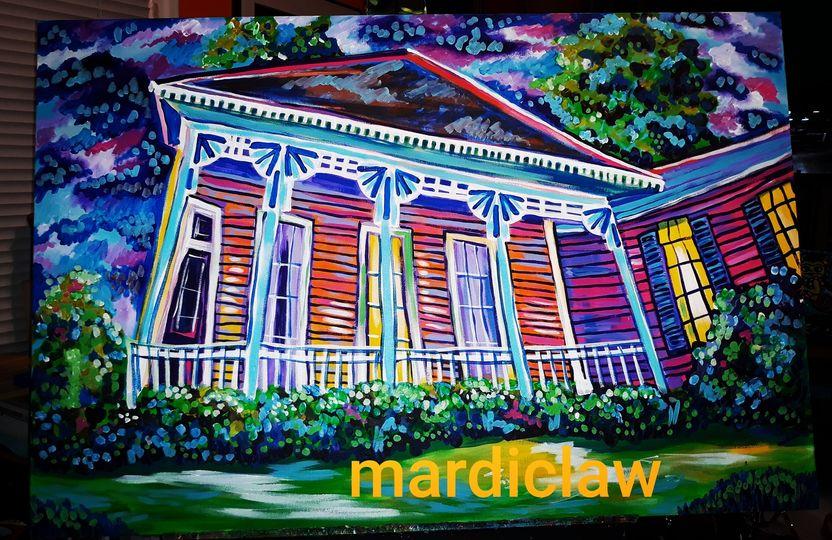 rainbow house, mardiclaw