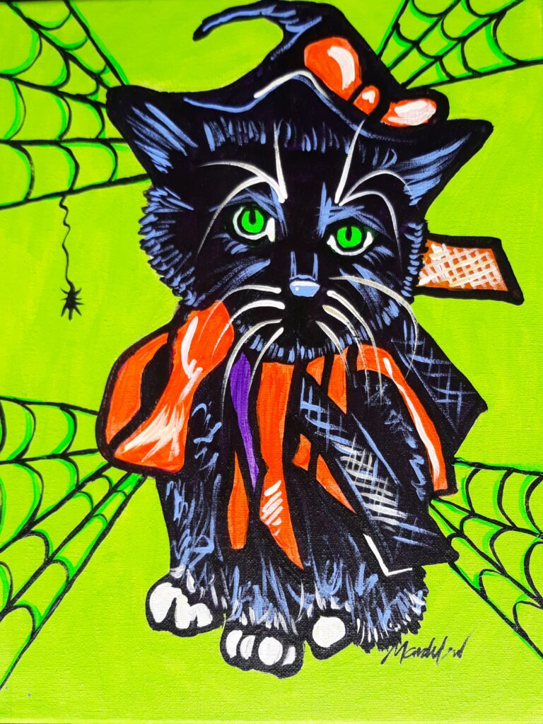 witchy kitteh 1