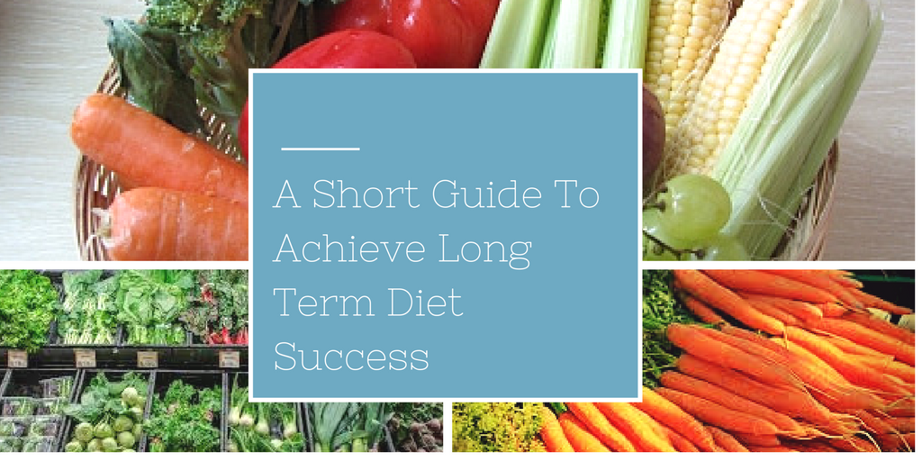 A Short Guide To Achieve Long Term Diet Success