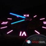 Americlock in Pink