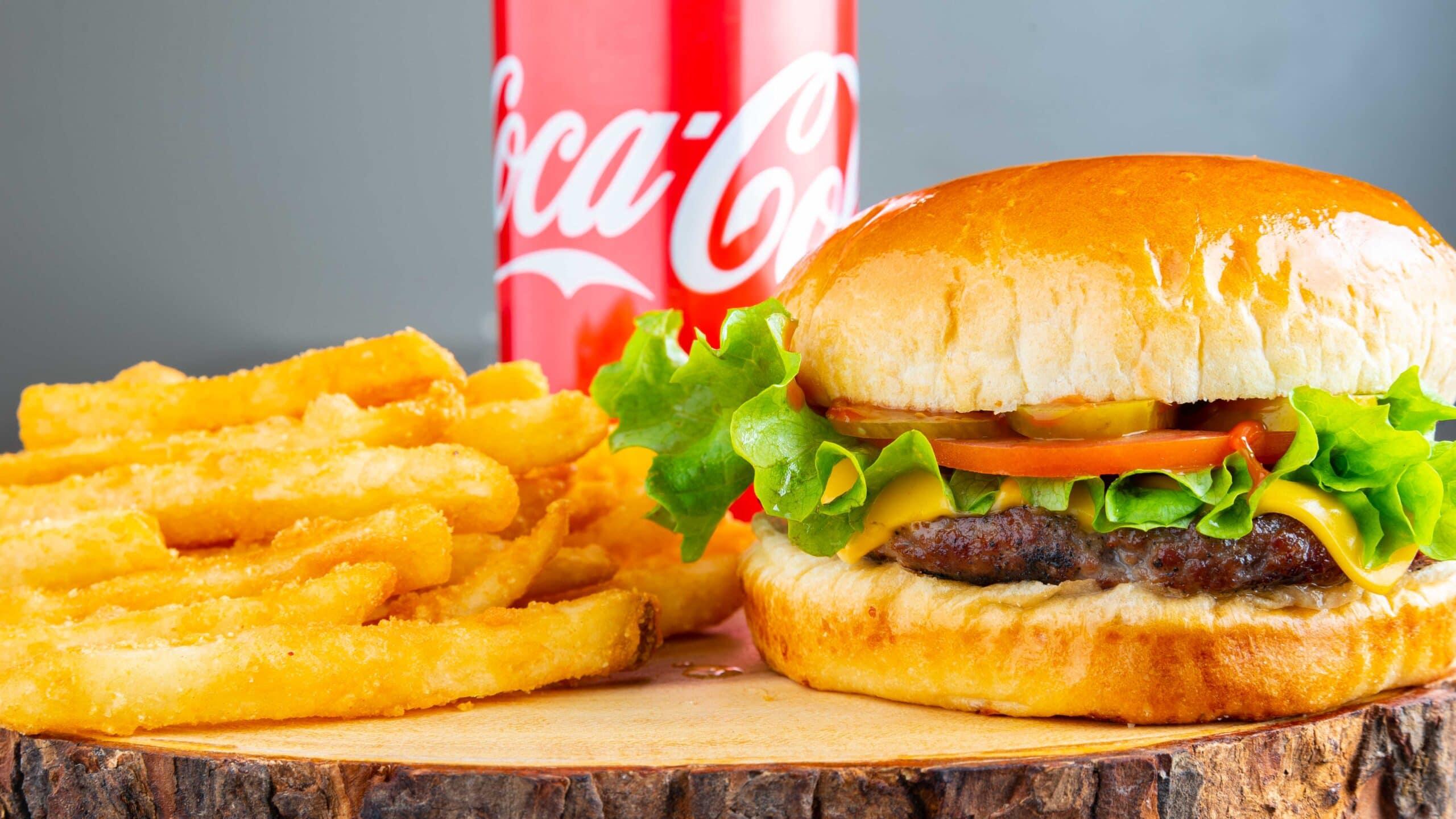 Arabic Style Cheeseburger