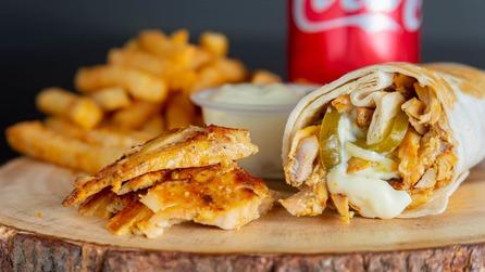 Chicken Shawarma (wrap)