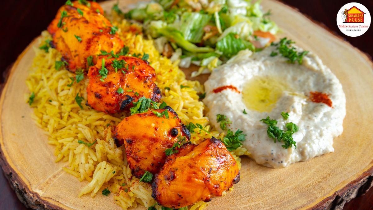 Chicken Sheesh Tawook